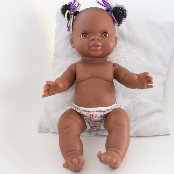 culotte poupée Paola Reina 30cm en Liberty