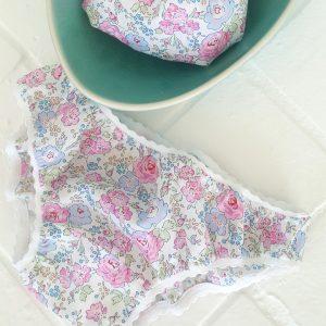 culotte felicité rose et bleu JoliPim'