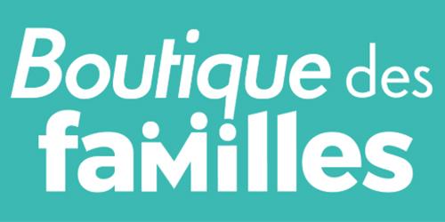 logo boutique des famille famille chretienne