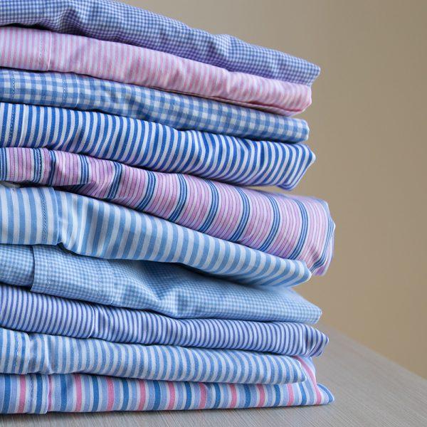 ambiance chemise d'hmme recyclées JoliPim'