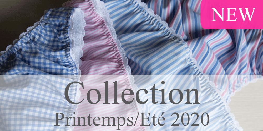 mini collection JoliPim' ete 2020 chemises recyclées