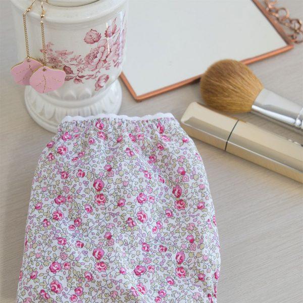 culotte femme liberty eloise rose sous vetement lingerie chic