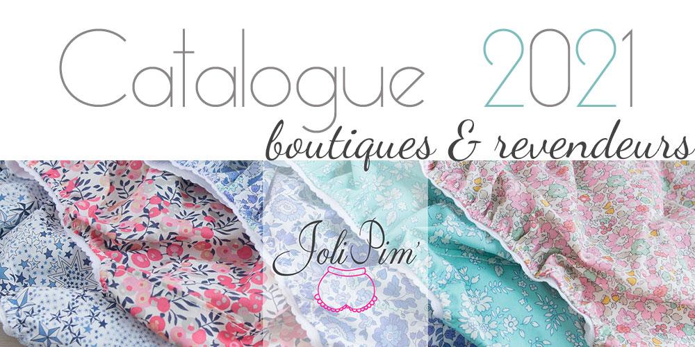 catalogue revendeur boutique pro jolipim 2021