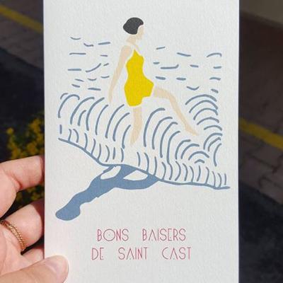 boutique Cast'In à Saint Cast